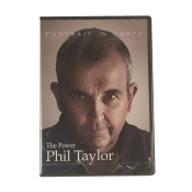 Phil Taylor - A Portrait In Darts
