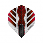 Winmau Prism Alpha Std 137 Red Wing
