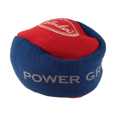 Designa Power Grip Boll Blå/Röd