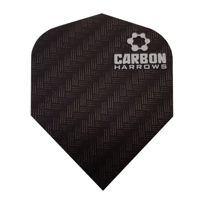 Harrows Carbon Svart
