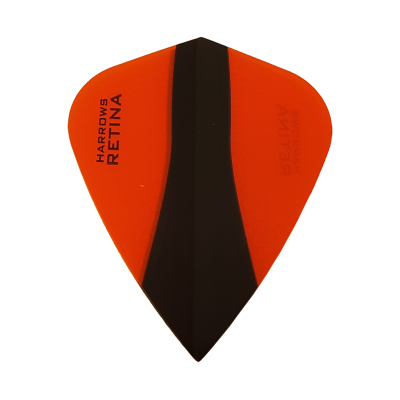 Harrows Retina-X Kite Orange