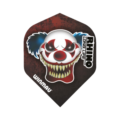 Winmau Rhino Scary Clown Standard